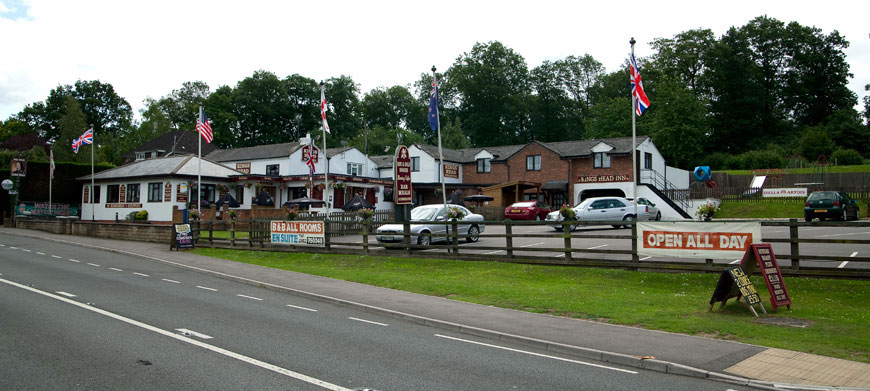 The Kings Head Inn - Birdwood